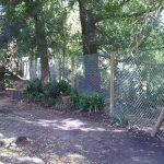 Diamond Mesh Fence 1,8m High