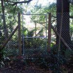 Diamond-Mesh-Gate